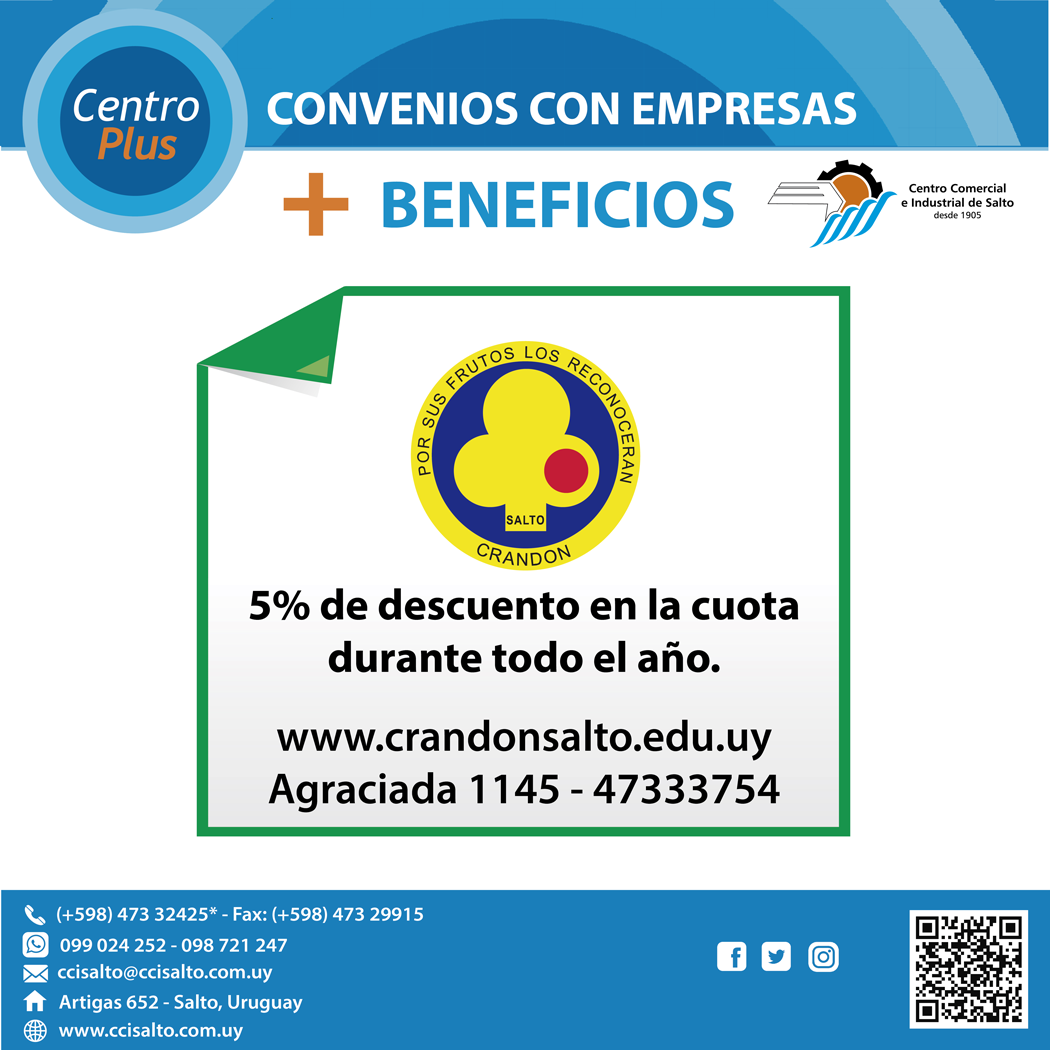 Convenio CCIS