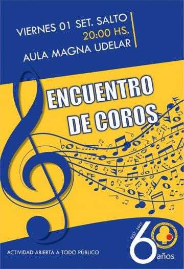 Encuentro de coros